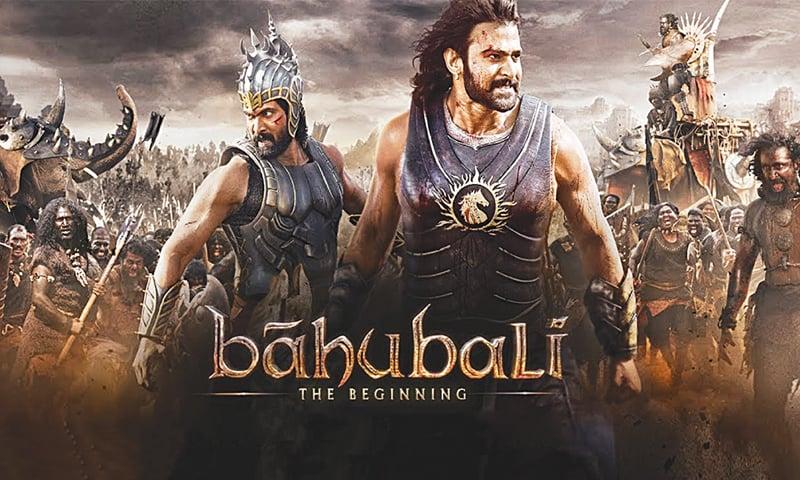 فلم باہو بلی نے تاریخ ساز کامیابی حاصل کی