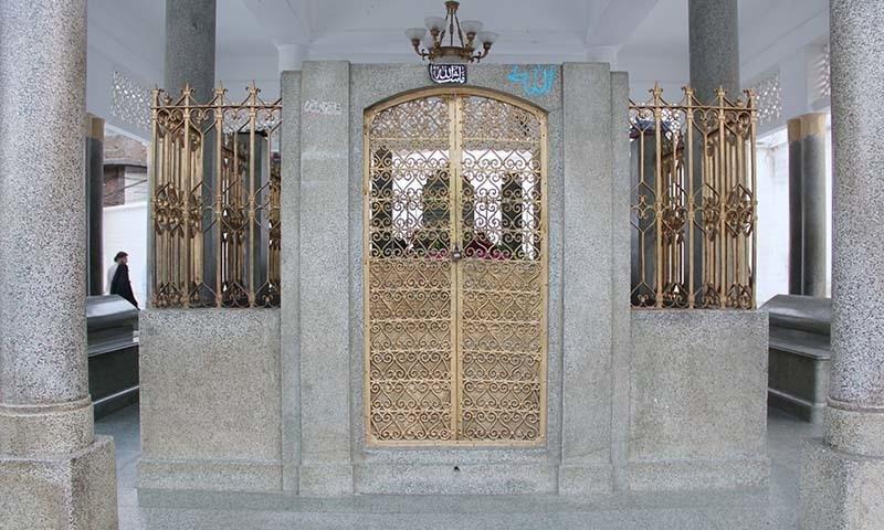 Saidu Baba Tomb. — Dawn