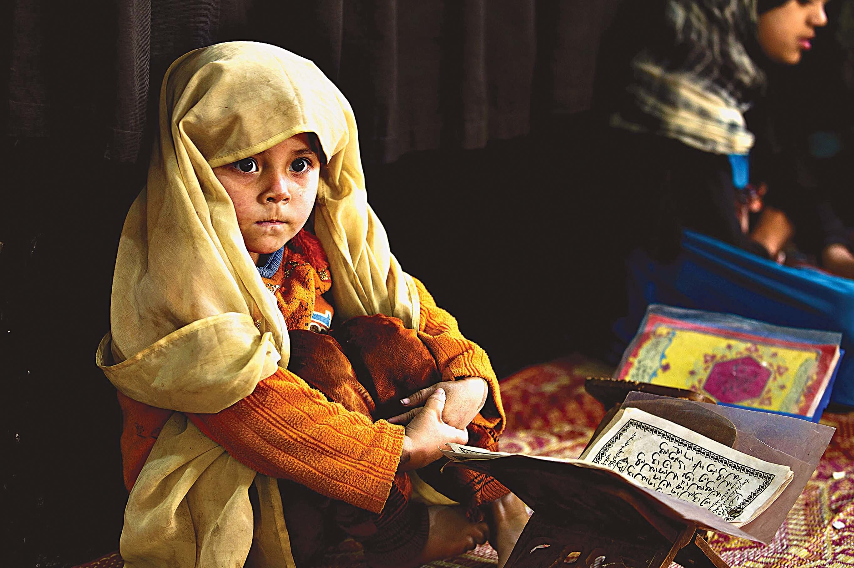 Madressahs and Islamic education have become the focus of extensive policy and academic discourse. — AP