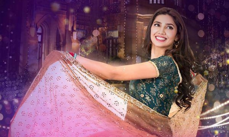 Mahira's turn in Bin Roye features some song and dance.