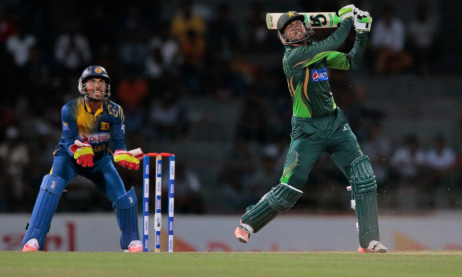 Despite Pakistan's convincing run, there has been plenty of noise from some skeptical critics and fans. — AP