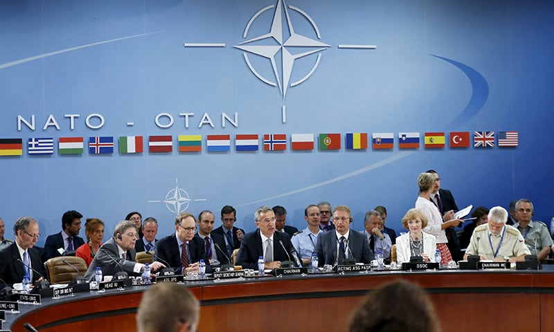 NATO vows solidarity with Turkey against terrorism