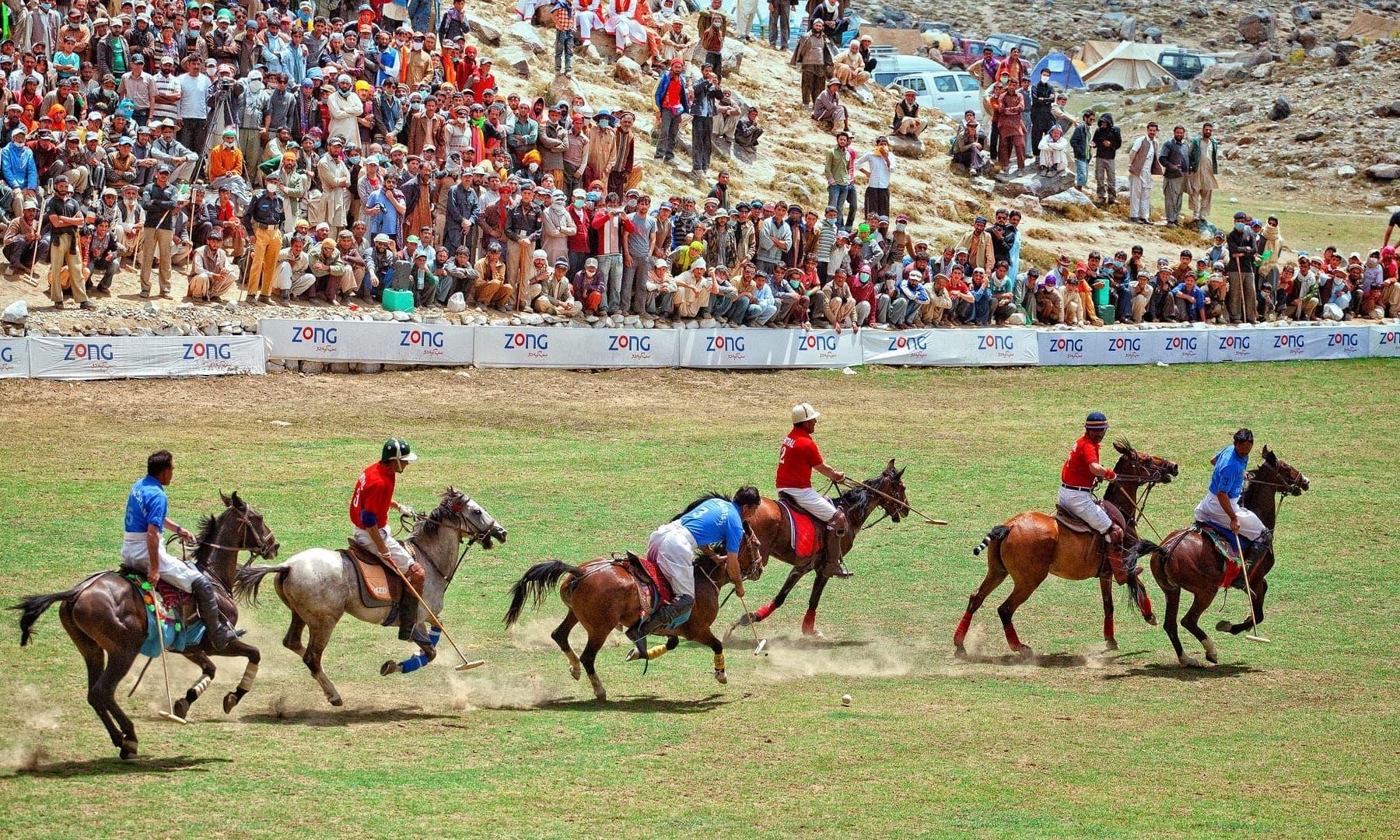 Shandur Polo Festival.