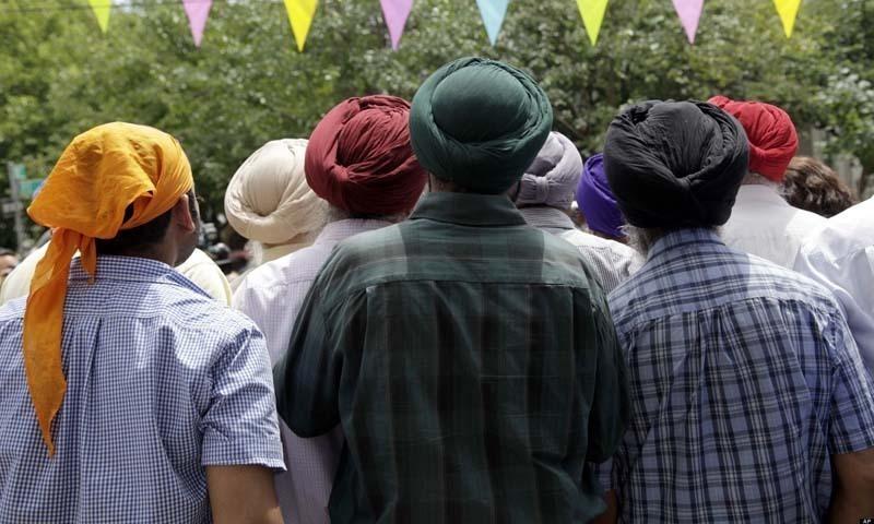 RAW highlights a new bonding developing between Punjabi and Kashmiri separatists.—AP/File