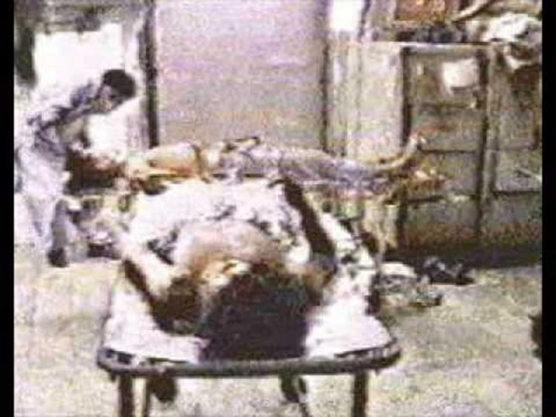 Morgues in Karachi pile up with bodies as the conflict between MQM and the state intensifies in 1996.