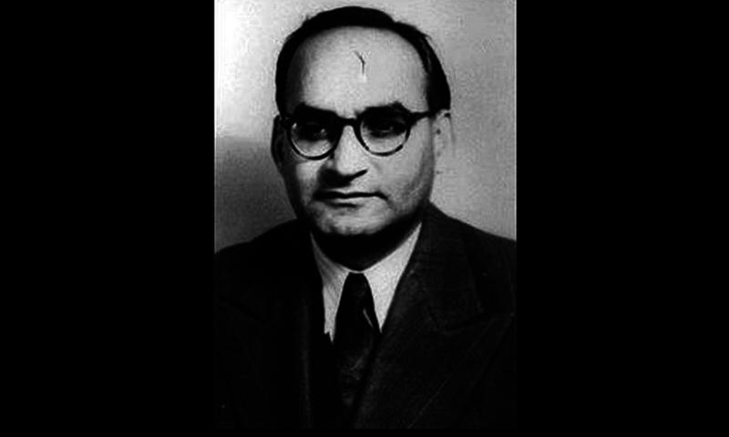 پاکستان کے چوتھے وزیرِ اعظم چوہدری محمد علی