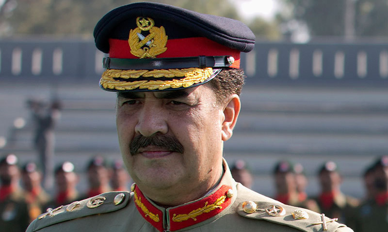 Army Chief makes it clear that any attempt to obstruct or impede CPEC would be thwarted at all costs. -AP/File
