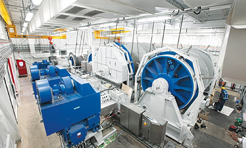 """In his half-yearly report to shareholders, Siemens Pakistan CEO Guenter Zwickl had mentioned that the company was focusing on its core business. And he had also added a caveat: """"The future success of the company is to a great extent dependent on the positive development in micro and macroeconomic indicators as well as the law and order situation in the country""""."""