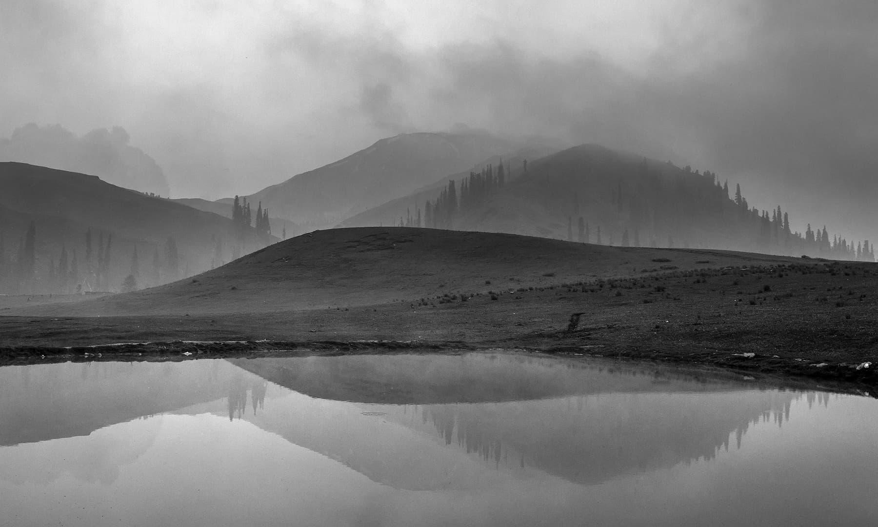 Paye Lake.