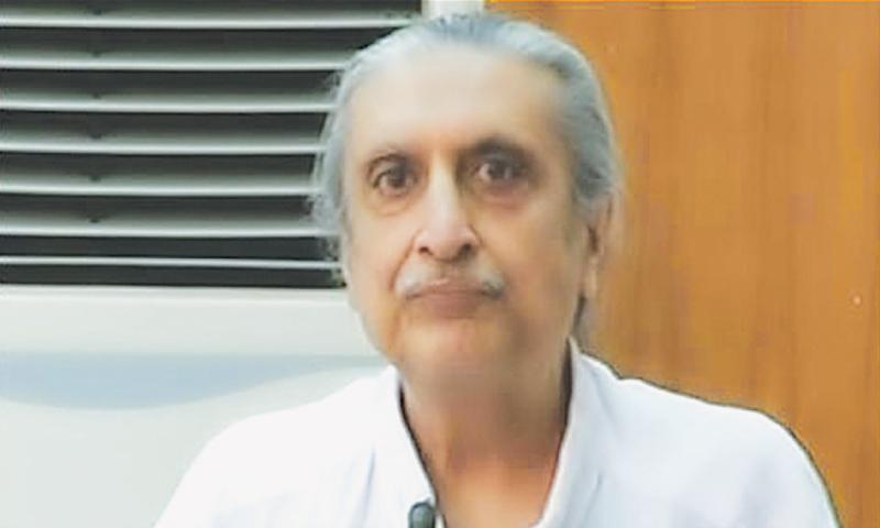 Justice Jawwad S. Khawaja