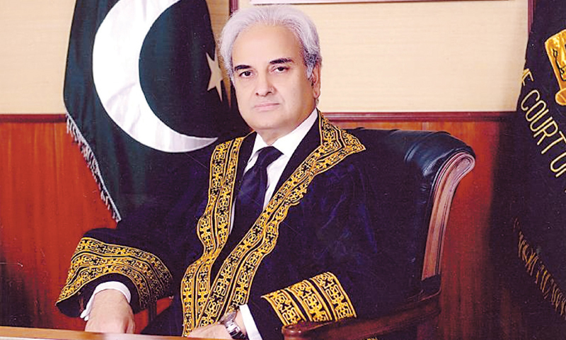 Justice Nasir-ul-Mulk
