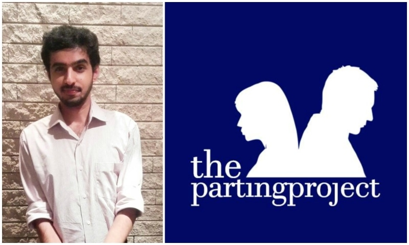 Faizan is a 22-year-old student whose 'Parting Project' is giving space to individuals who faced child sexual abuse.