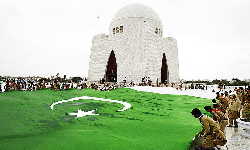 Most Pakistanis believe their country appeared on the world map on August 14, but historical sources reveal otherwise. —AP