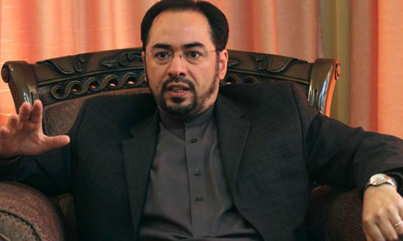 The delegation, comprising FM Rabbani, Afghan intelligence chief Rahmatullah Nabil and others would reach Pakistan today.—Reuters/File