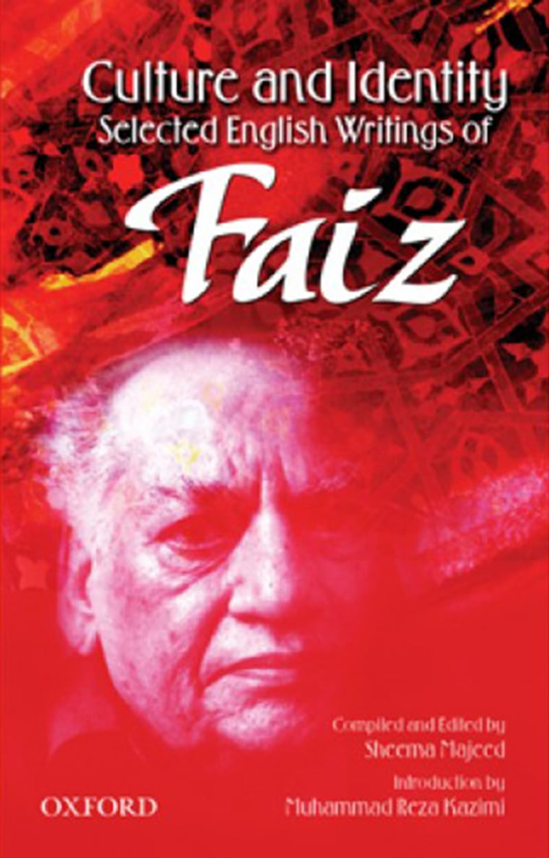shaping histories the most influential books in in 1975 appeared segments of essays authored by famous progressive poet faiz ahmed faiz these essays on what constituted i culture