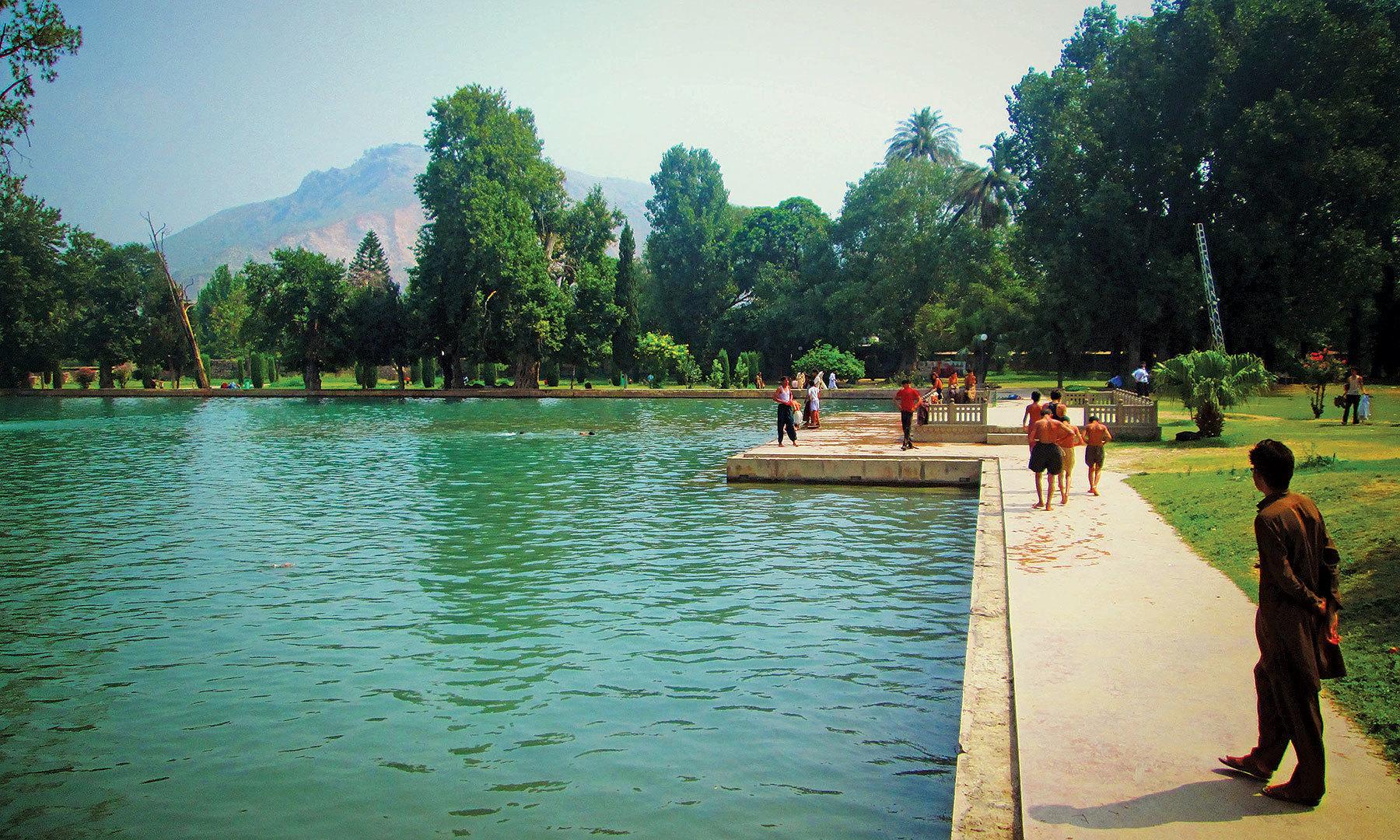 hill park karachi