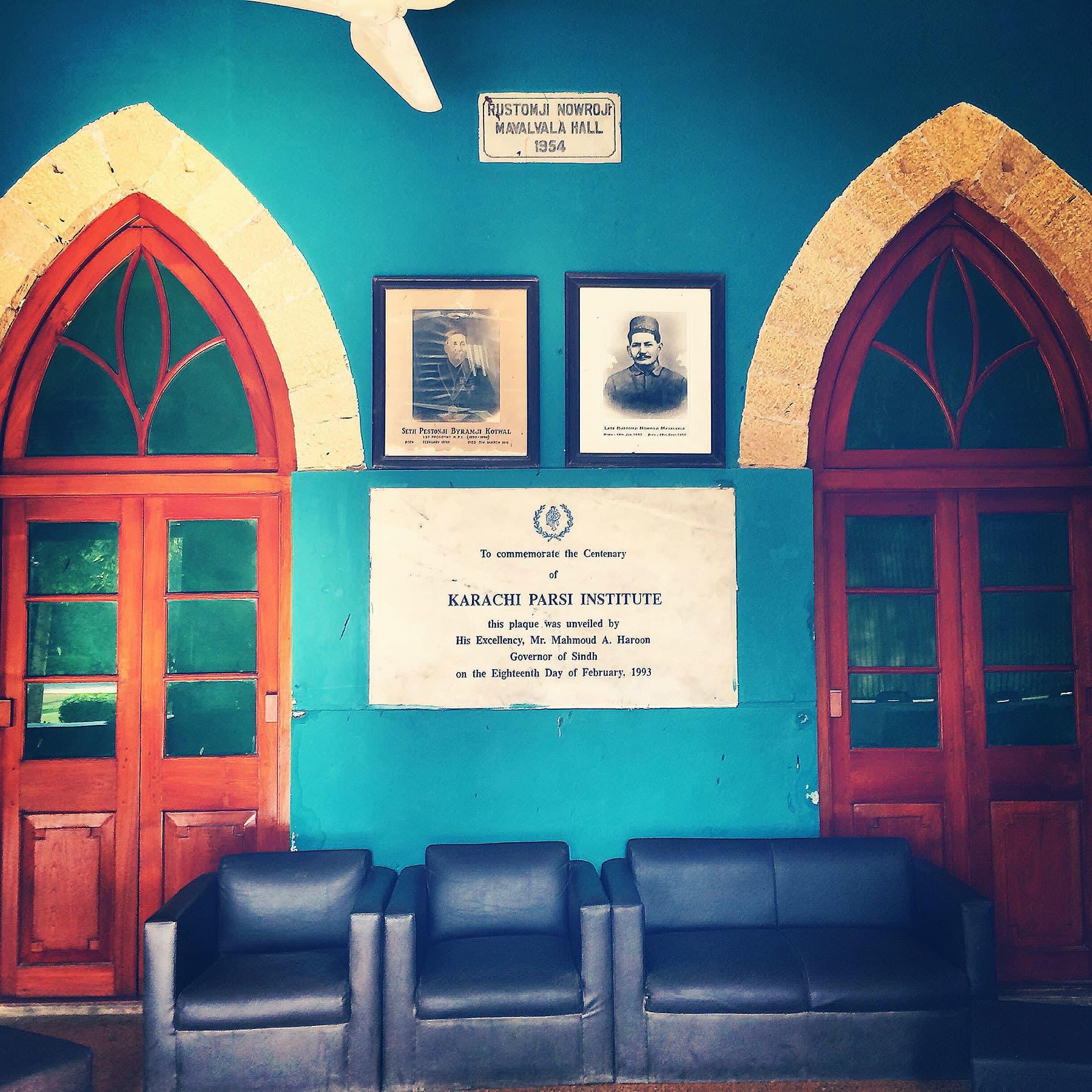 Karachi Parsi Institute.