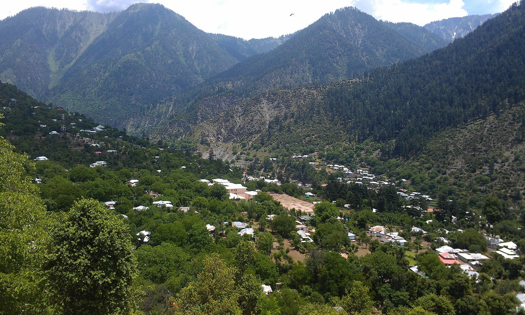 Another view of Athmuqam.