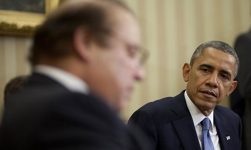 Obama administration refuses to certify to Congress that the group was damaged in  Zarb-i-Azb operation.—AP/File