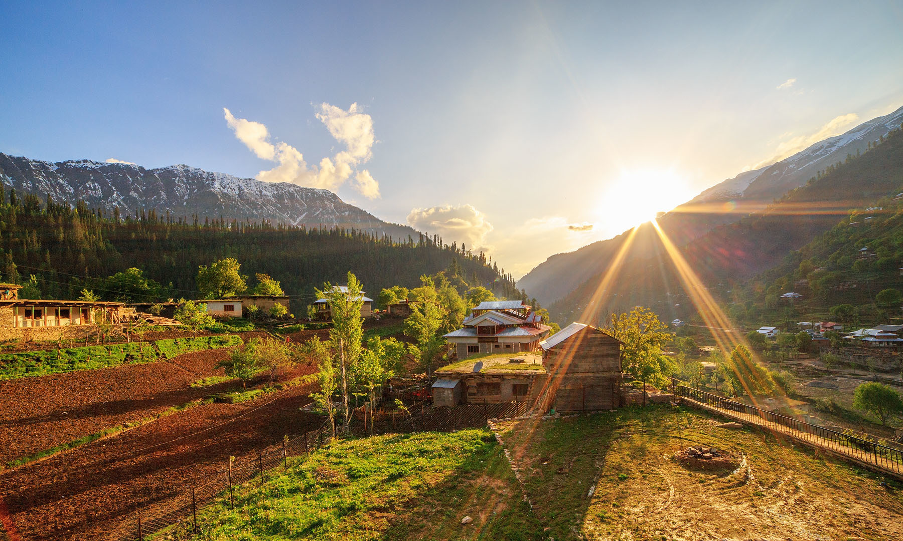 neelum valley essay