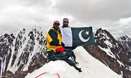 Scaling Pakistan's mountains: A tale of expedition resilience
