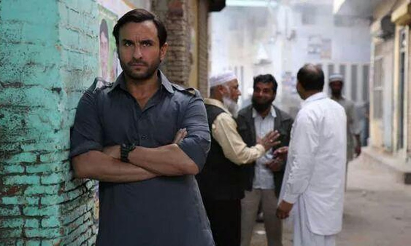 """""""I don't have faith in Pakistan, generally. Neither do I understand what their thought processes are,"""" Saif has said."""
