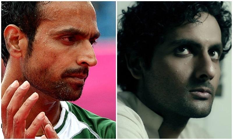 Sohail Abbas (L), Mohib Mirza (R)