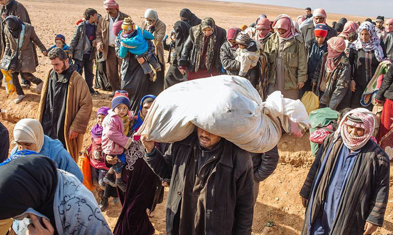 State Department spokesman John Kirby also said 15,000 Syrian refugees have been referred to the US for resettlement by the UN refugee agency. —Photo by UNHCR