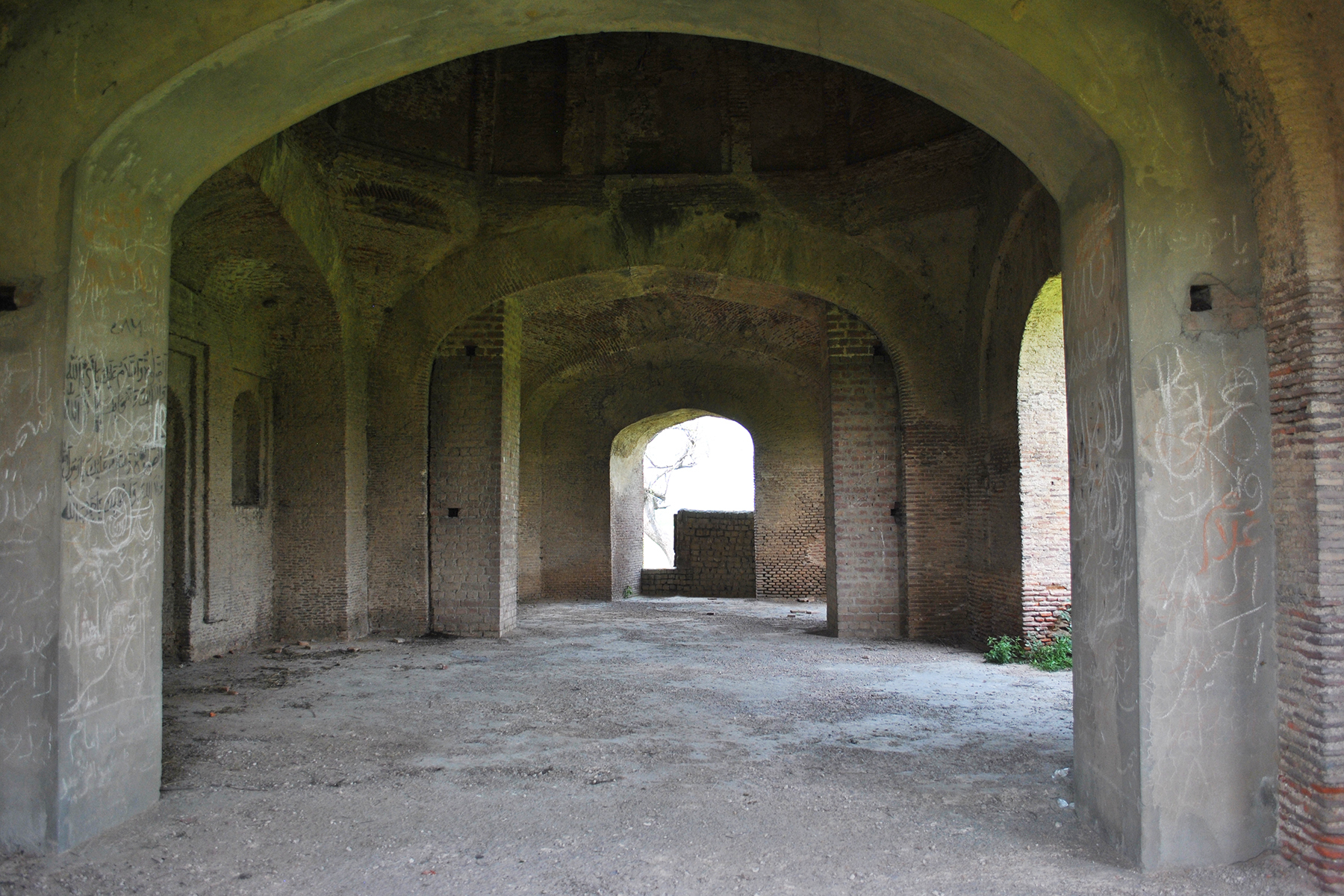 Another view of the interior.