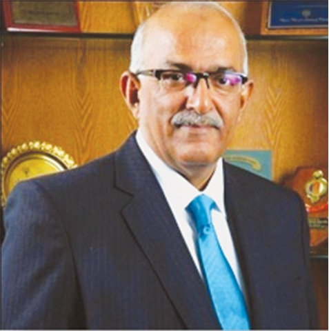 Chief Secretary Siddique Memon