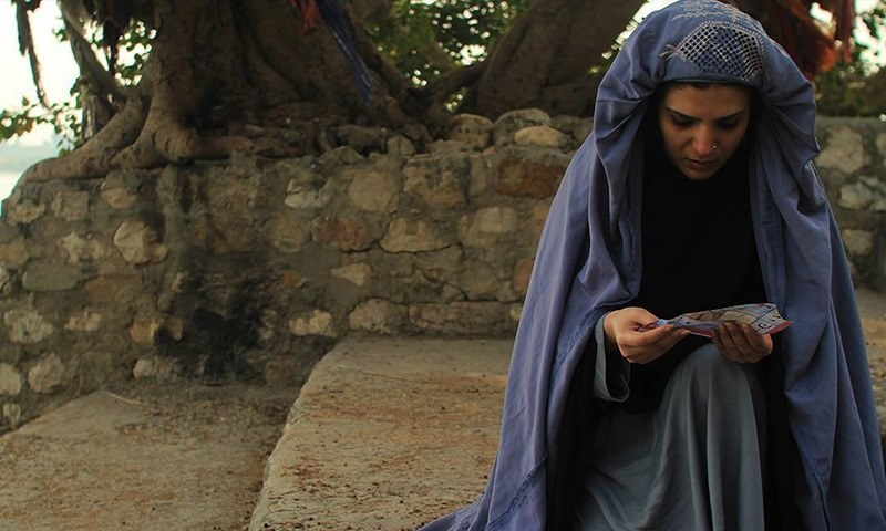 Resham in 'Swaarangi'.