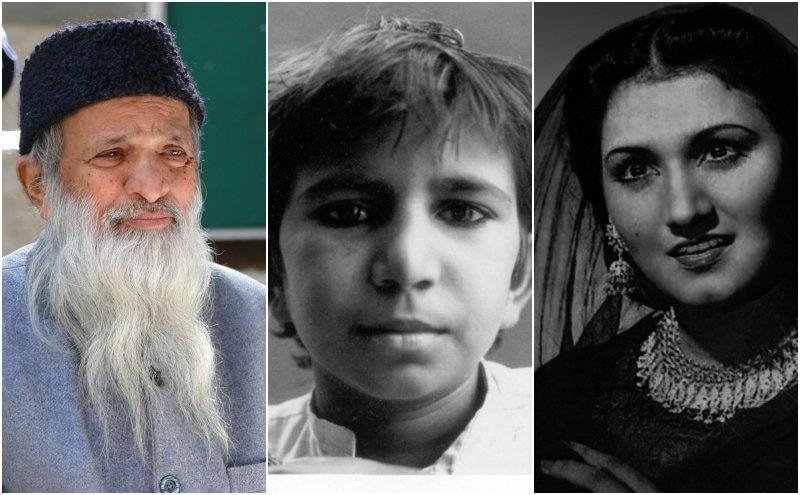 Abdul Sattar Edhi, Iqbal Masih and Nur Jehan