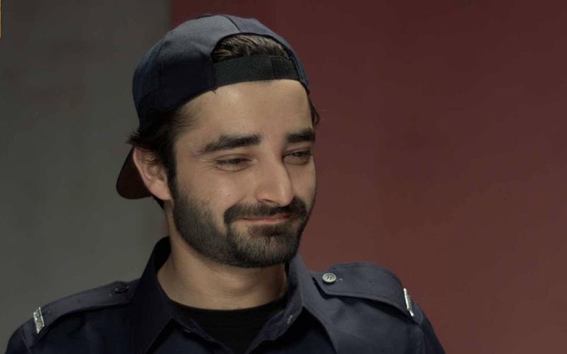Hamza Ali Abbasi in Pyaray Afzal, the TV series that made him a household name — Photo courtesy Pyaray Afzal's Facebook page