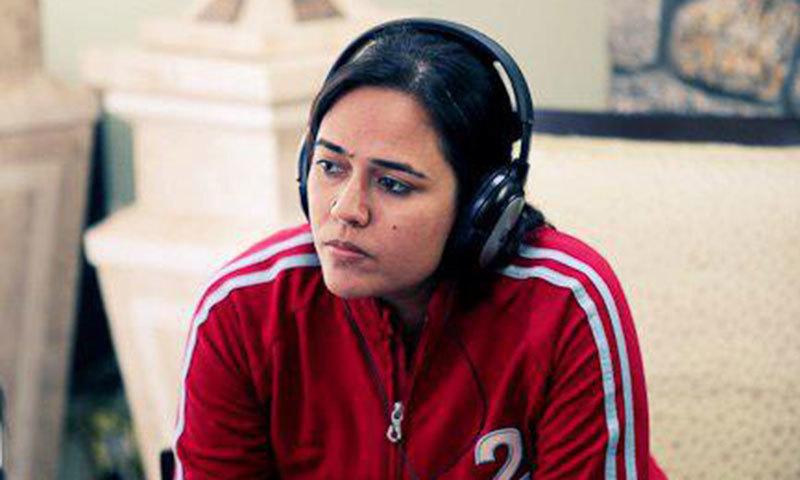 Mehreen Jabbar — Photo courtesy: Mehreen Jabbar's Facebook page