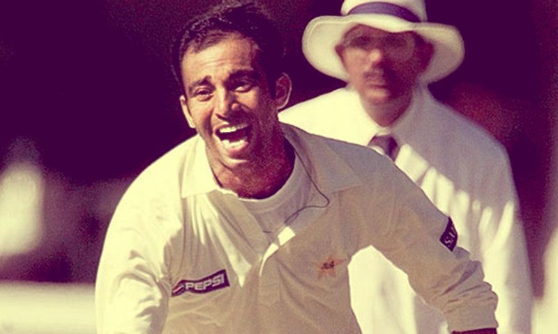 The fast men: Before Akhtar, there was Zahid