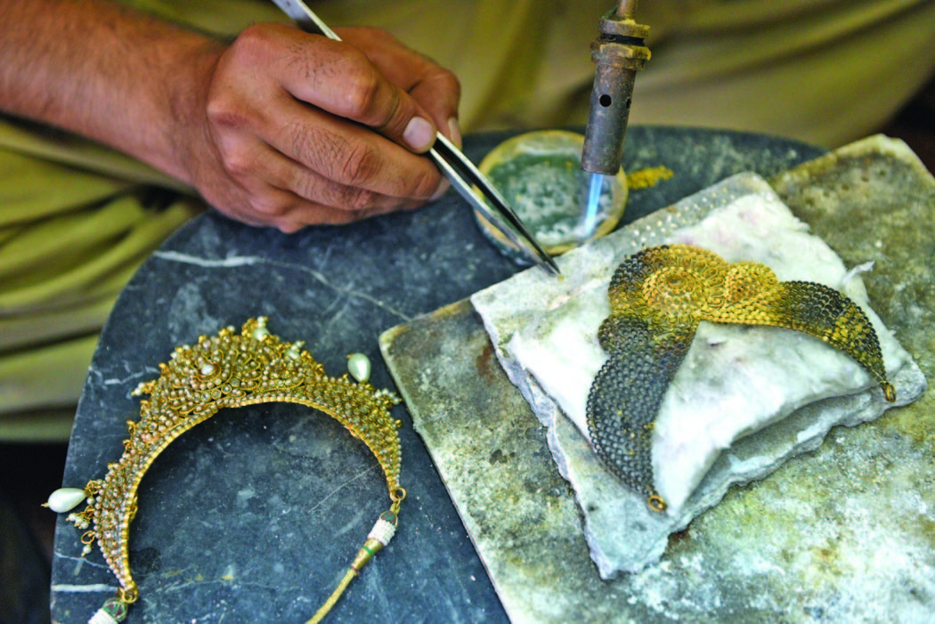 Jewellery making an art as old as mankind Multimedia DAWN