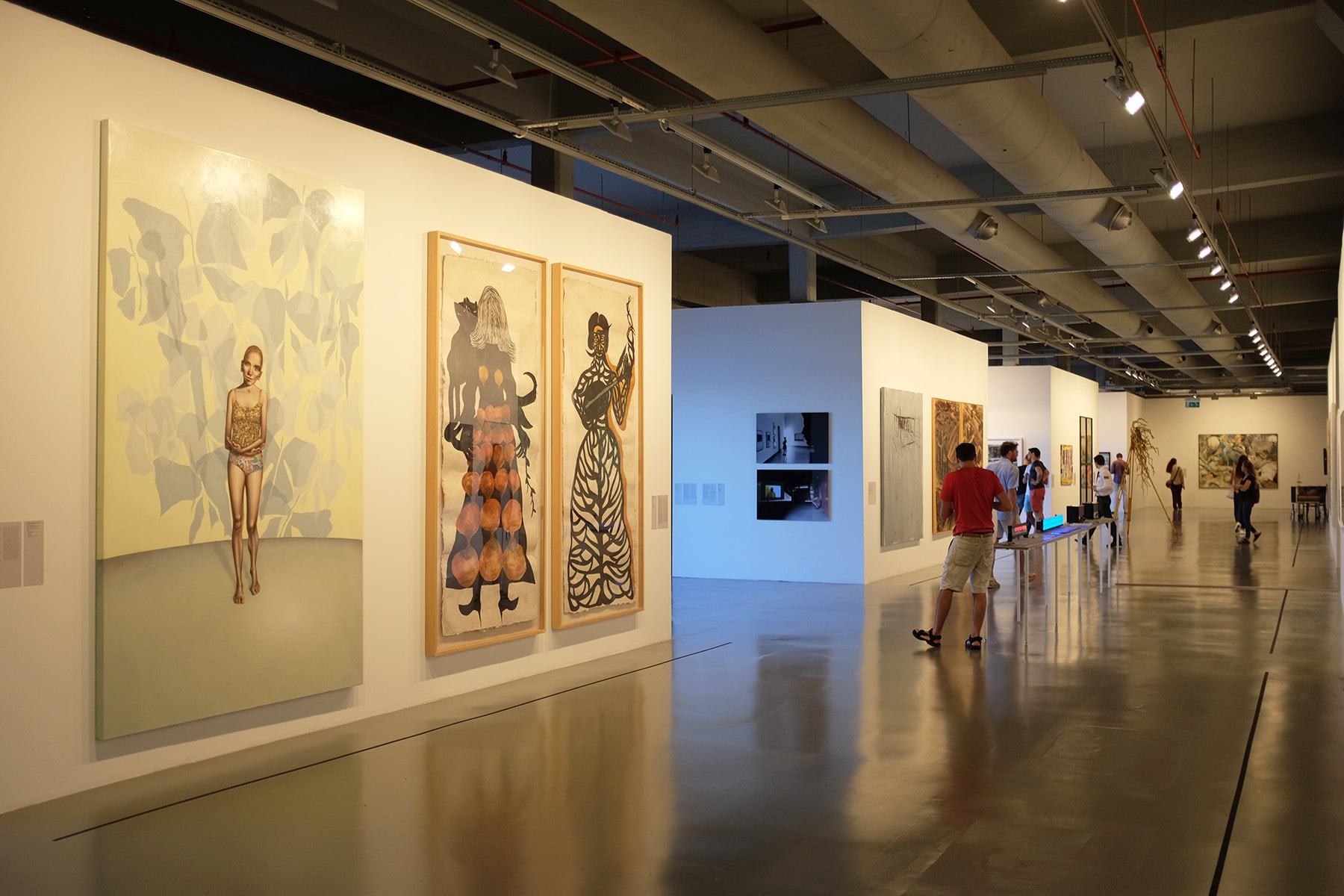 Istanbul Modern is another notable mention for its contemporary art displays.