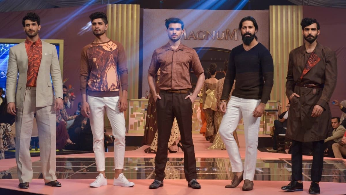 Republic by Omer Farooq's menswear collection lacked drama — Publicity photo