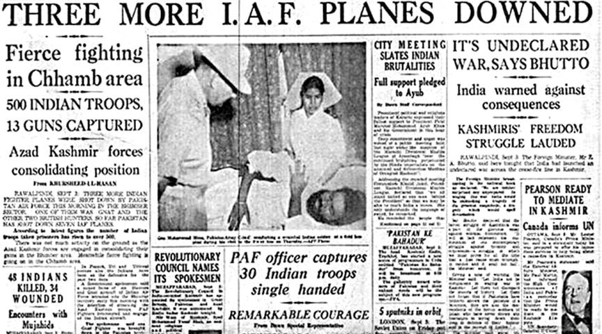 Genesis of the 1965 war - Pakistan - DAWN COM