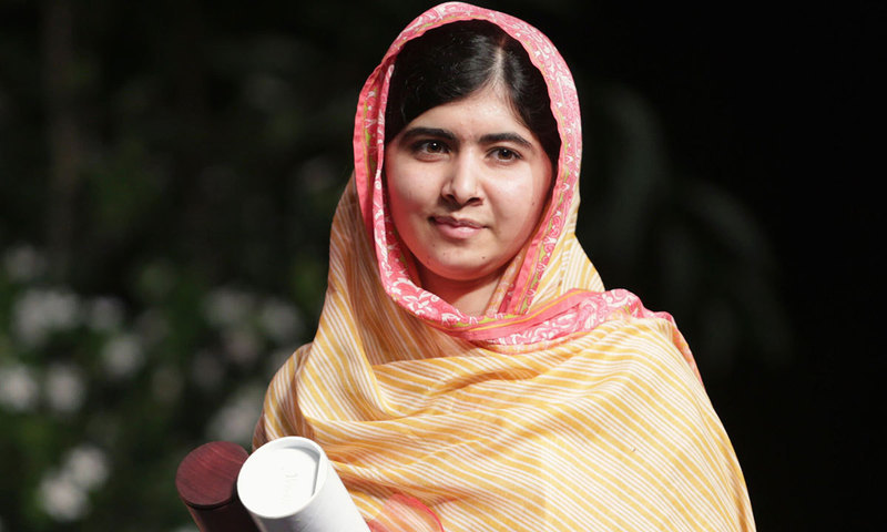 Titled 'He Named Me Malala', this new documentary lifts the lid on her family life in central England  — Reuters