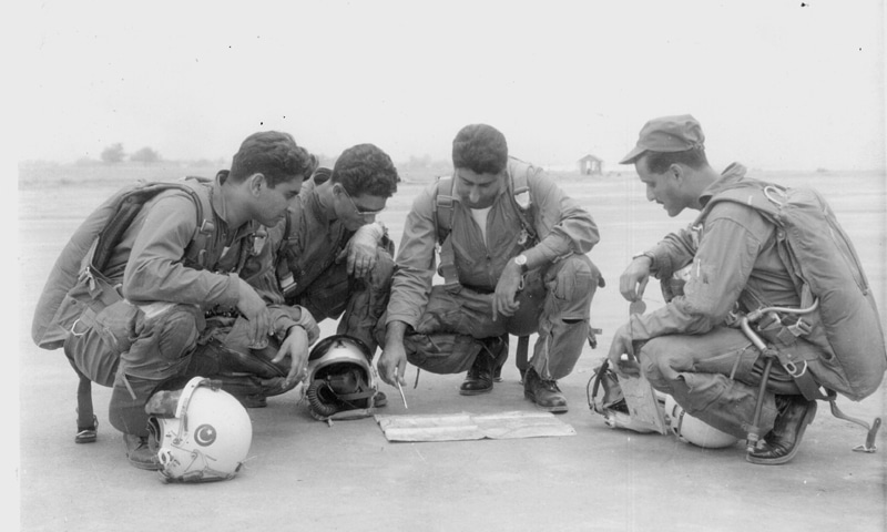 The Pathankot team of Sherdils. — Dawn File Photo