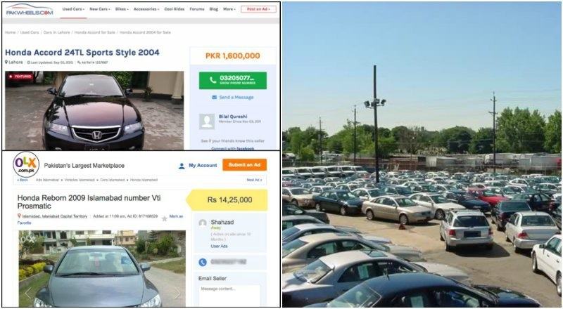 Decide where you want to browse your options: Pakwheels, OLX or the good old fashioned car bazaar? — Screengrabs/The New Times
