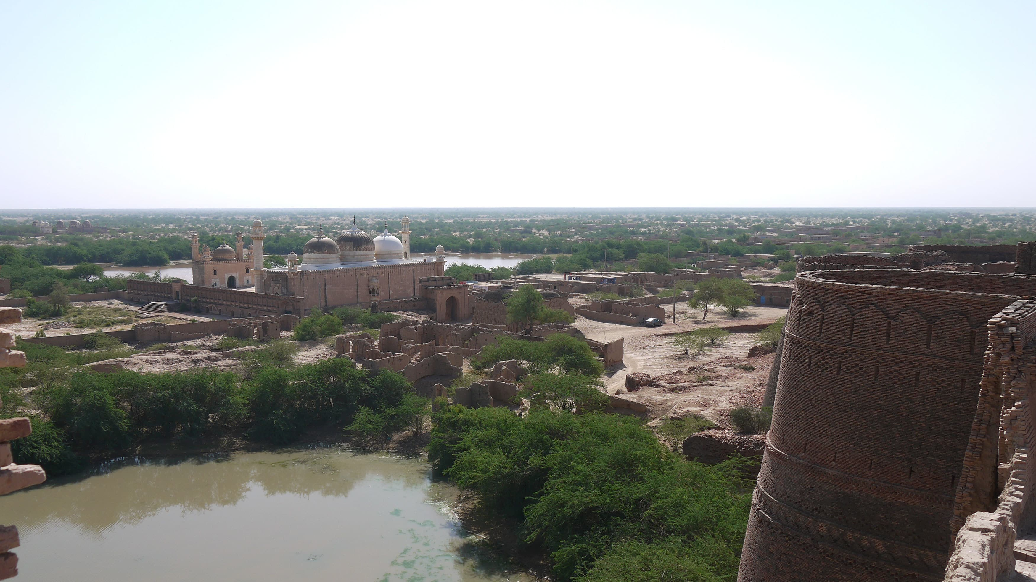 View from the Derawar Fort