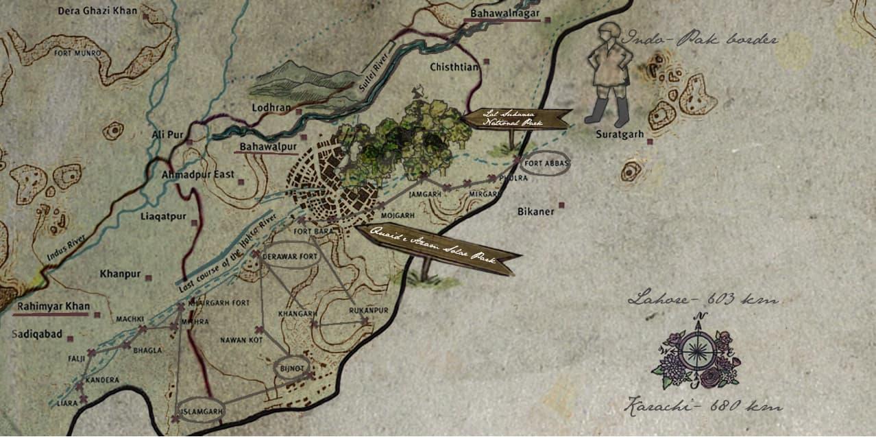 Map design: Zehra Nawab