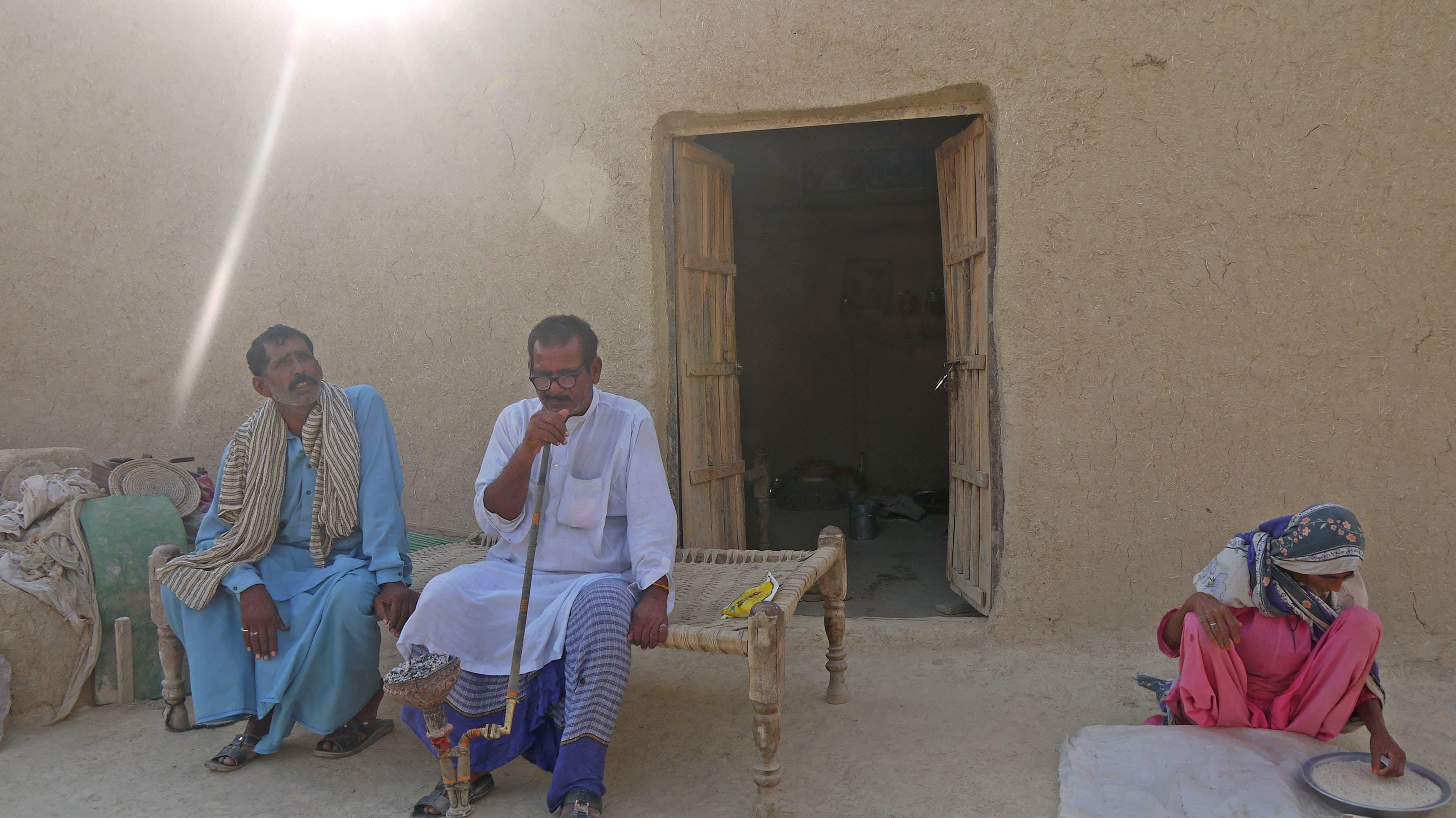 Channan Pir village