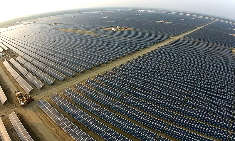 World's largest solar park to light up Pakistan's future - Pakistan ...