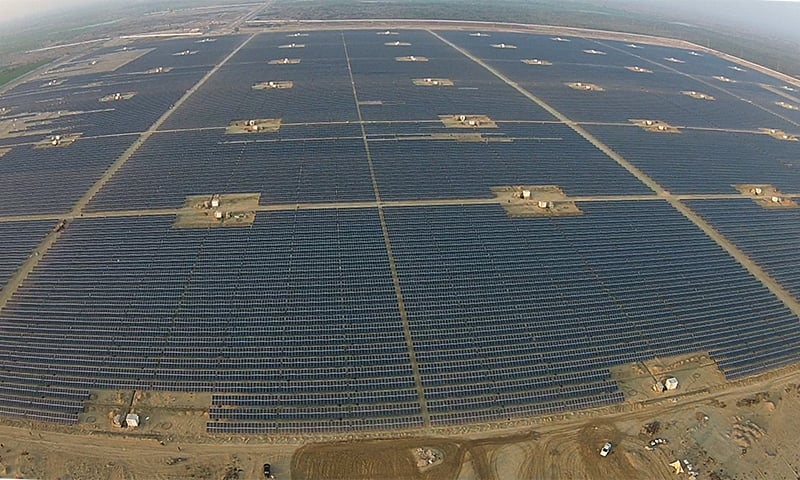 World's largest solar park to light up Pakistan's future