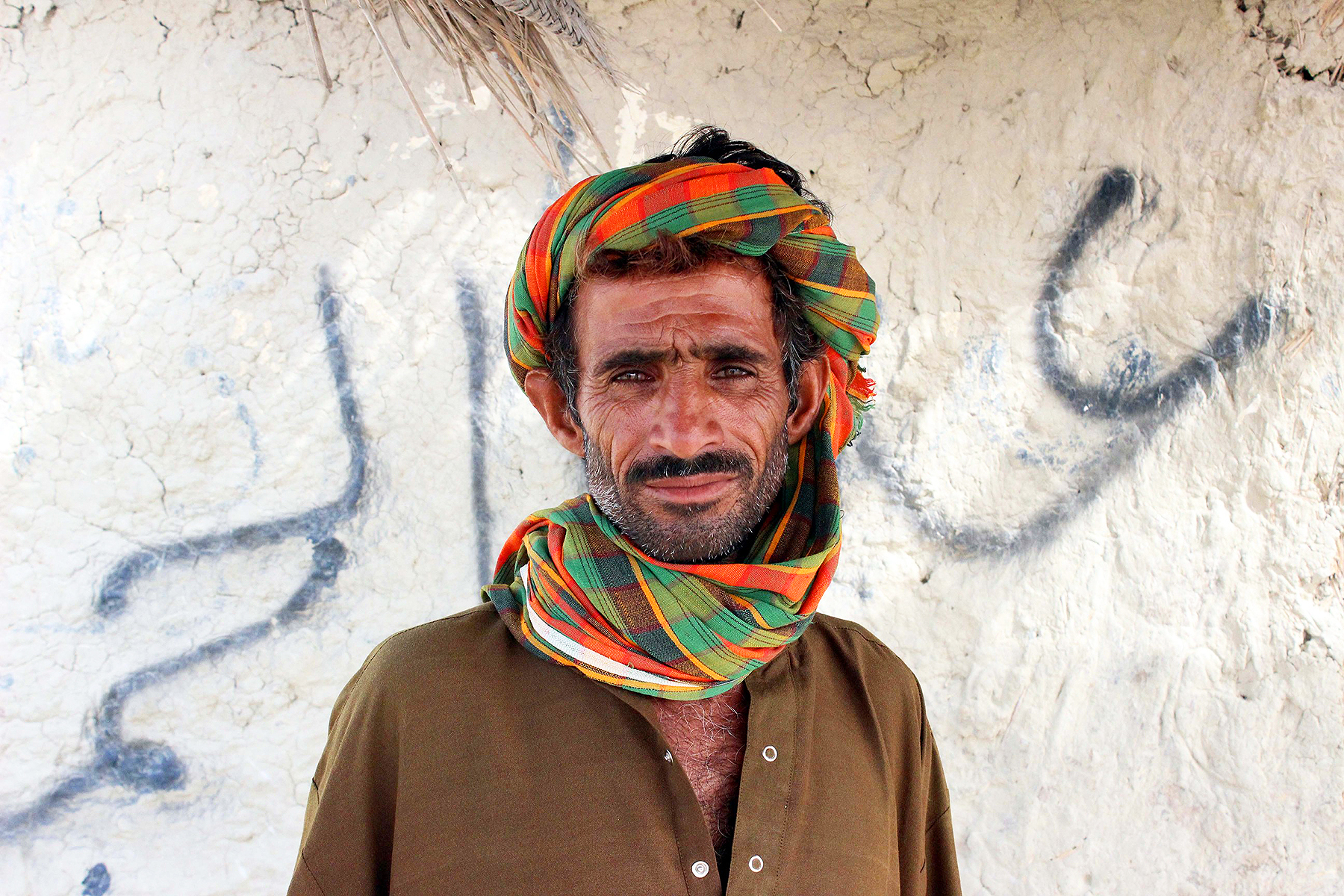Hameed, a local shopkeeper, who sells beverages.