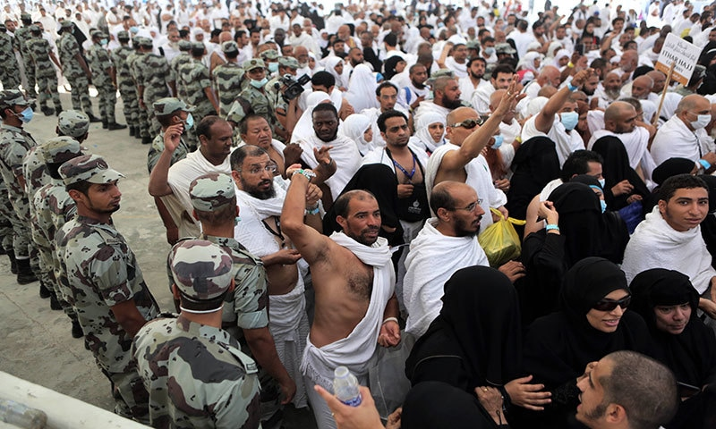 Islamic State's determination to bring down the US allied royal family has raised concerns it could threaten the annual Muslim hajj pilgrimage later this month--AP