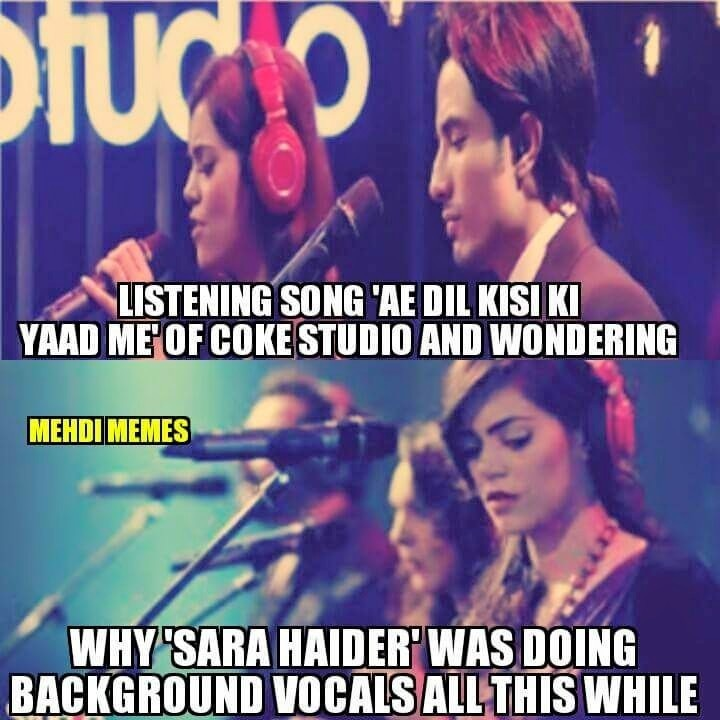 The meme started circulating on social media after the release of Ae Dil